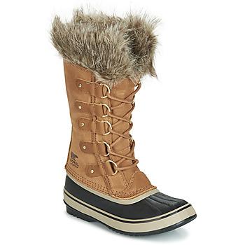 Zapatos Mujer Botas de nieve Sorel JOAN OF ARCTIC Camel