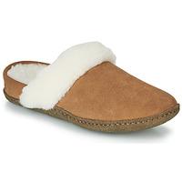 Zapatos Mujer Pantuflas Sorel NAKISKA SLIDE II Camel