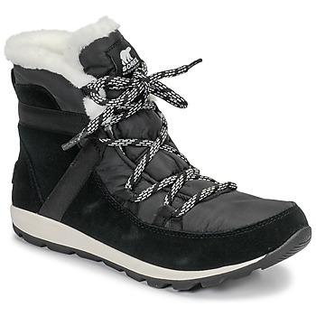 Zapatos Mujer Botas de caña baja Sorel WHITNEY FLURRY Negro