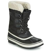 Zapatos Mujer Botas de nieve Sorel WINTER CARNIVAL Negro