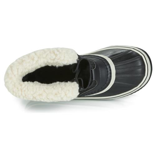 Mujer Botas Winter De Sorel Negro Zapatos Nieve Carnival ynv0m8wNO