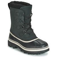 Zapatos Hombre Botas de nieve Sorel CARIBOU Negro