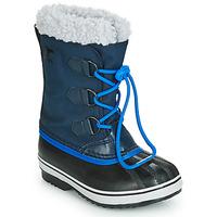Zapatos Niños Botas de nieve Sorel YOOT PAC NYLON Marino