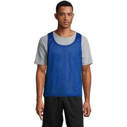 textil camisetas sin mangas Sols ANFIELD SPORTS Azul