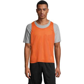 textil camisetas sin mangas Sols ANFIELD Naranja