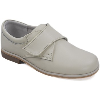 Zapatos Niños Mocasín Bubble Bobble Zapatos Niños Comunión  B521 Beige Beige