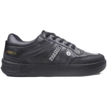 Zapatos Mujer Zapatillas bajas Paredes Zapatillas  Estrella Negro Cordón Negro