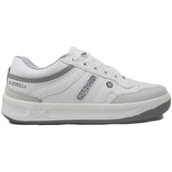 Zapatos Mujer Zapatillas bajas Paredes Zapatillas  Estrella Blanco Cordón Blanco