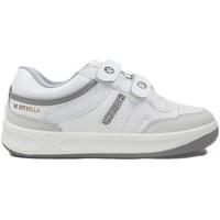 Zapatos Mujer Zapatillas bajas Paredes Zapatillas  Estrella Blanco Velcro Blanco