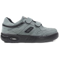 Zapatos Mujer Zapatillas bajas Paredes Zapatillas  Ecológico Gris Velcro Gris