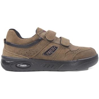 Zapatos Mujer Zapatillas bajas Paredes Zapatillas  Ecológico Marrón Velcro Marrón