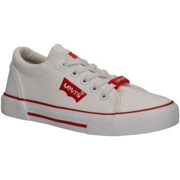 Zapatos Niños Zapatillas bajas Levi's VBER0002T BERMUDA Blanco