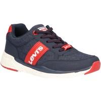 Zapatos Niños Zapatillas bajas Levi's VORE0003T OREGON Azul