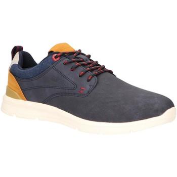 Zapatos Hombre Zapatillas bajas MTNG 84246 Azul