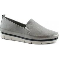 Zapatos Mujer Mocasín Grunland GRU-E19-SC4536-CF Grigio