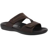 Zapatos Hombre Zuecos (Mules) Mephisto STAN Cuero marrón