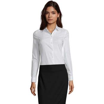 textil Mujer camisas Sols BLAKE WOMEN Blanco