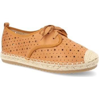 Zapatos Mujer Alpargatas Amy N17-99 Camel