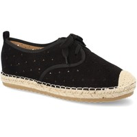 Zapatos Mujer Alpargatas Amy N17-99 Negro