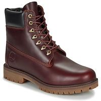 Zapatos Hombre Botas de caña baja Timberland 6 INCH PREMIUM BOOT Marrón