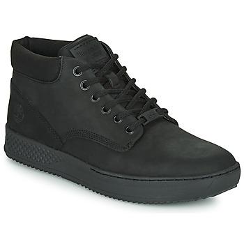 Zapatos Hombre Zapatillas altas Timberland CITYROAM CUPSOLE CHUKKA Negro