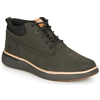 Zapatos Hombre Zapatillas altas Timberland CROSS MARK PT CHUKKA Negro