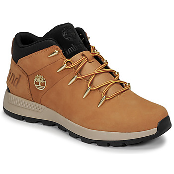 Zapatos Hombre Botas de caña baja Timberland EURO SPRINT TREKKER Marrón