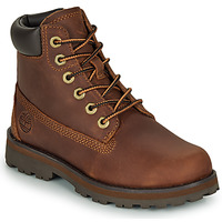 Zapatos Niños Botas de caña baja Timberland COURMA KID TRADITIONAL6IN Marrón