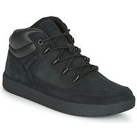 Zapatos Niños Zapatillas altas Timberland DAVIS SQUARE TDEUROSPRINT Negro