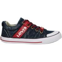 Zapatos Niños Zapatillas bajas Levi's VALB0020T ALABAMA Azul