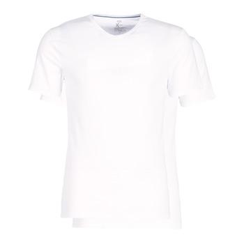Ropa interior Hombre Camiseta interior DIM X-TEMP TOPS X 2 Blanco