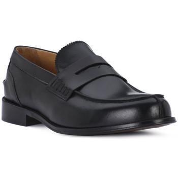 Zapatos Hombre Mocasín Exton VITELLO NERO Nero