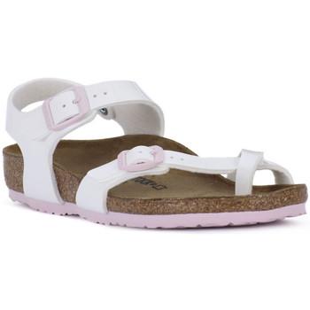 Zapatos Niña Sandalias Birkenstock NEW YORK Bianco