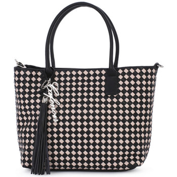 Bolsos Mujer Bolso shopping Café Noir CAFE NOIR 2293 SHOPPING Nero