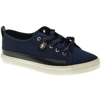 Zapatos Mujer Zapatillas bajas Lois LONA MUJER  MARINO Azul