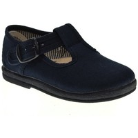 Zapatos Niño Zapatillas bajas Duvic LONA NIÑO  MARINO Azul