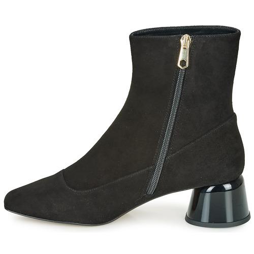 Caña Mujer Zapatos Castaner Negro De Leto Baja Botas srxdotBhQC
