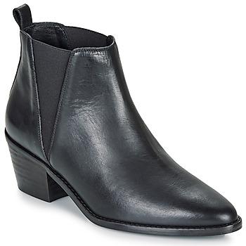 Zapatos Mujer Botas de caña baja Castaner GABRIELA Negro