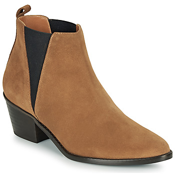 Zapatos Mujer Botas de caña baja Castaner GABRIELA Cognac