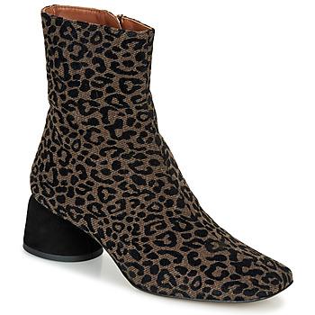 Zapatos Mujer Botas de caña baja Castaner LILO Marrón