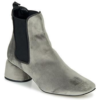 Zapatos Mujer Botas de caña baja Castaner LANAI Gris