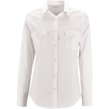 textil Mujer camisas Sols BURMA WOMEN Blanco
