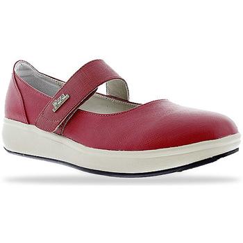 Zapatos Mujer Bailarinas-manoletinas Joya Delia Red 534