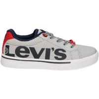 Zapatos Niños Zapatillas bajas Levi's VFUT0030T FUTURE Blanco