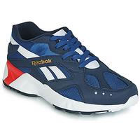 Zapatos Hombre Zapatillas bajas Reebok Classic AZTREK Azul