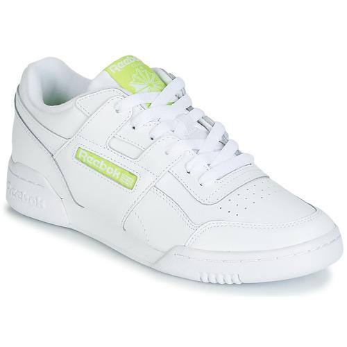 Plus Bajas Blanco Zapatos Workout Mu Reebok Zapatillas Classic rBeQCodxW