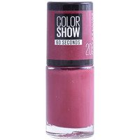 Belleza Mujer Esmalte para uñas Maybelline Color Show Nail 60 Seconds 20-blush Berry 7 ml