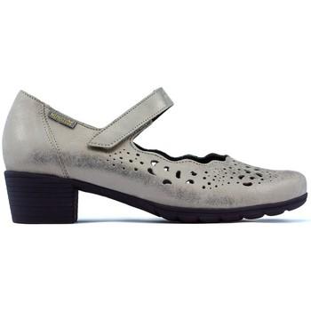 Zapatos Mujer Bailarinas-manoletinas Mephisto S  IVORA DARK_TAUPE