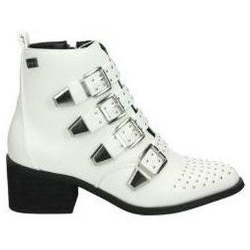 Zapatos Mujer Botines Coolway JUNO blanc