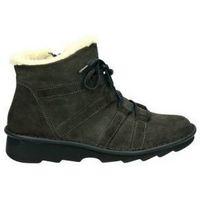 Zapatos Mujer Botines Relaxshoe Botines  377-019 señora gris Gris